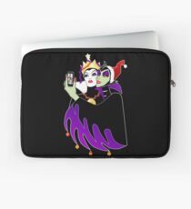Wicked Christmas Selfie Laptop Sleeve