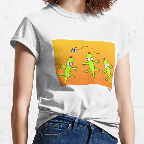 Fly on the wall Classic T-Shirt
