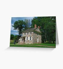 Washington's Headquarters Greeting Card