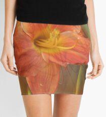 Hermerocallis Mini Skirt
