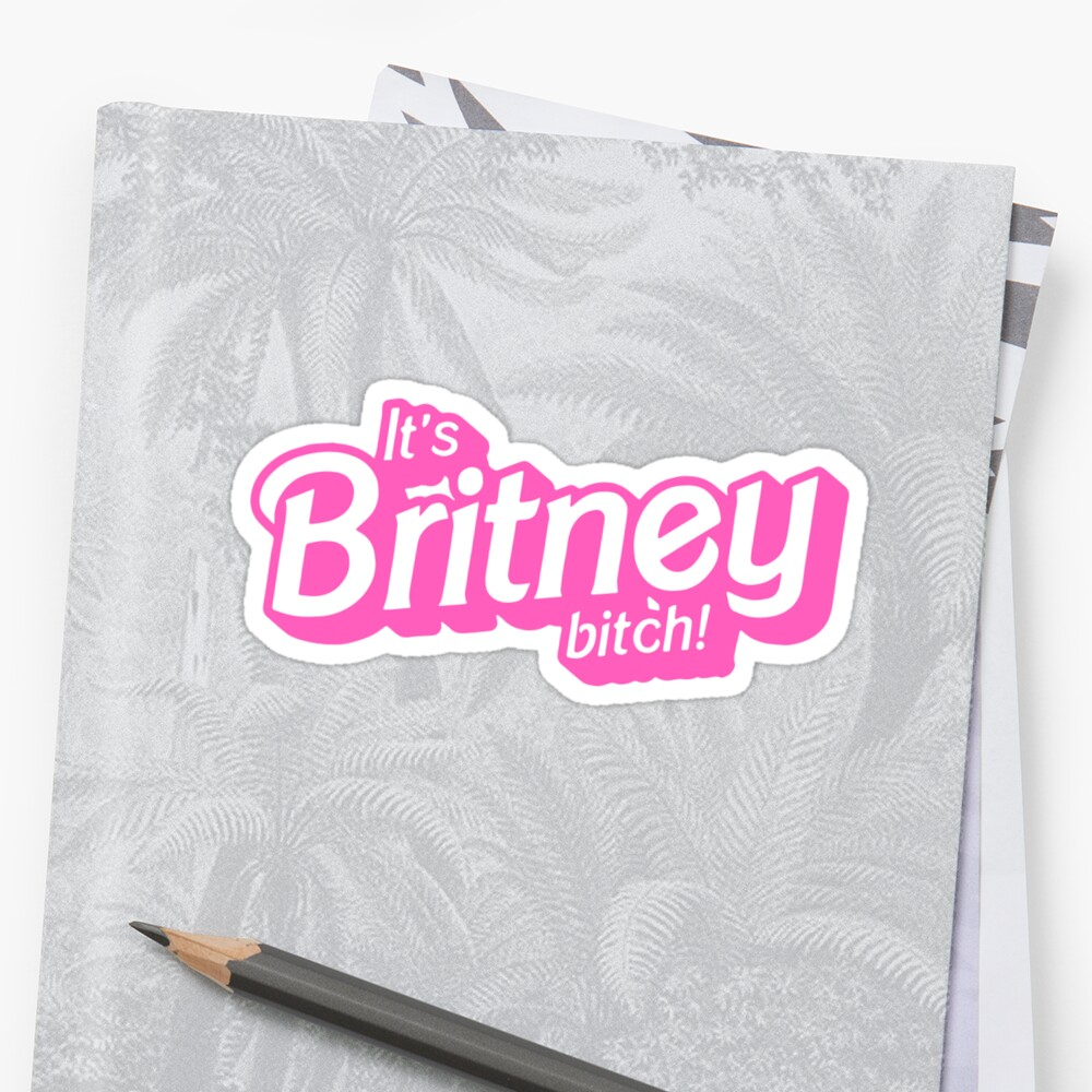 It's Britney, Bitch! by ope-store