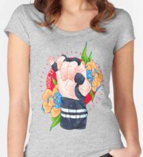 Hook Grip or Die Women's Fitted Scoop T-Shirt