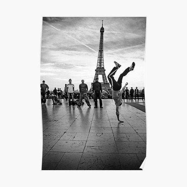 breaking paris Poster