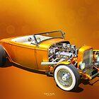 Gold 32 by Keith Hawley