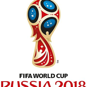 FIFA Russia World Cup 2018 LOGO  by LoVckiee
