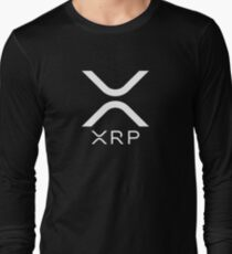 "XRP Community Design Series | ""X"" Long Sleeve T-Shirt"
