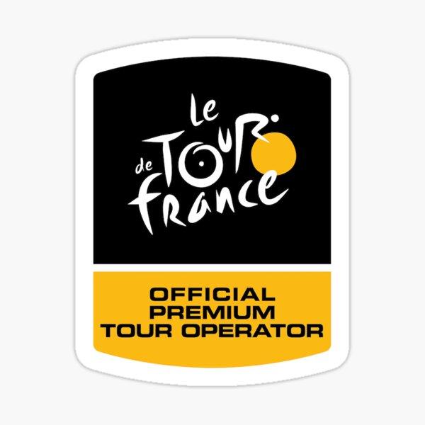 Tour De France, Poche TOUR OPERATEUR PREMIUM Sticker