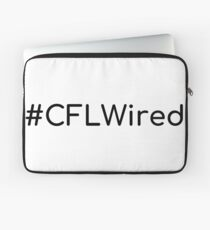 #CFLWired Laptop Sleeve