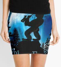 BluesFoot Mini Skirt