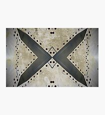 Aviation abstract Photographic Print