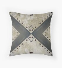 Aviation abstract Throw Pillow