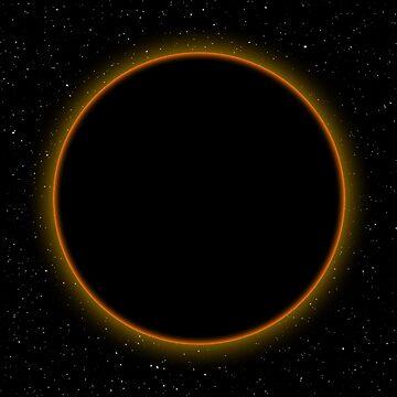 Solar Eclipse by slimey01
