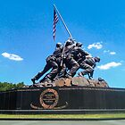 Imo Jima Memorial by HollyPrice