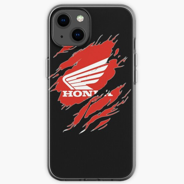 Moto-Motocross Coque souple iPhone