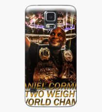 Daniel Cormier Two Weight World Champion Case/Skin for Samsung Galaxy