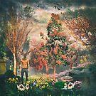 In The Garden Of Dreams  by damien carroll