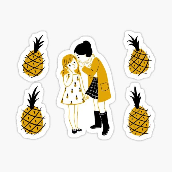 Secrets Between Friends Sticker
