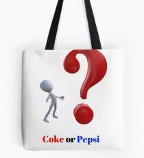 Soft drinks Tote Bag