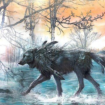 Swampwalker by khaosdog