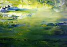 Green, green.... by Elizabeth Kendall