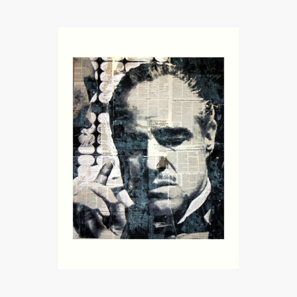 The Offer He Couldn't Refuse... Art Print