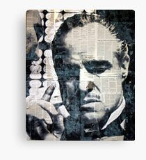 The Offer He Couldn't Refuse... Canvas Print