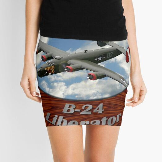 B-24 Liberator Air Supremacy Mini Skirt