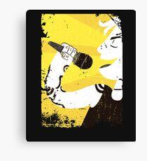 karaoke Time Canvas Print