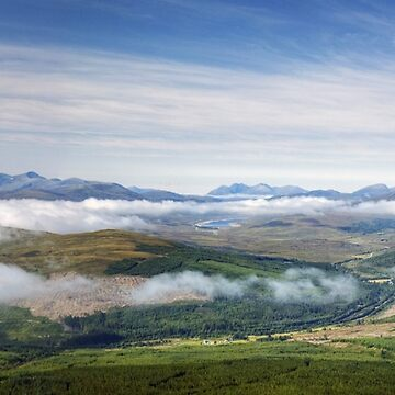 A View Across Scotland by VoluntaryRanger