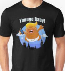 Trump Inflatable Huge Baby Blimp England Scotland Tour  Unisex T-Shirt