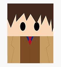 Doctor Who: 10th Doctor!  Photographic Print