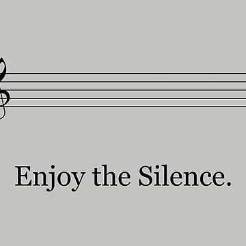 Enjoy the Silence by lolworld