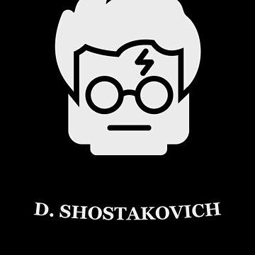 D. Shostakovich by lolworld