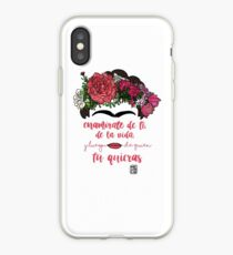 Fall in love with yourself, with life and after whoever you want iPhone Case