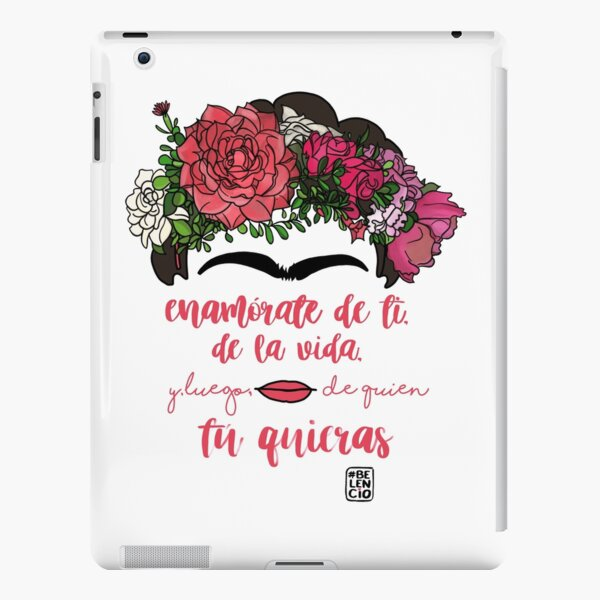 Fall in love with yourself, with life and after whoever you want iPad Snap Case