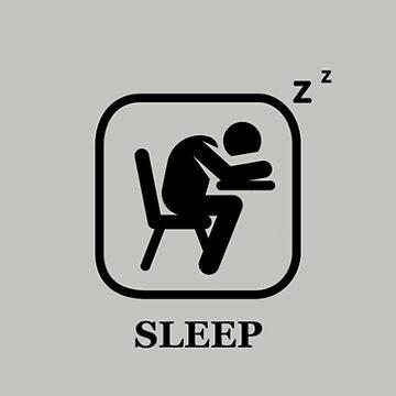 Eat Sleep Horn by lolworld