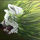 Speedpainting- Plant Spirit by Sombra