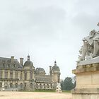 Chateau de Chantilly by Michael Matthews