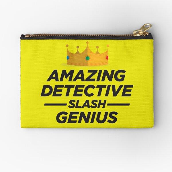 Génial détective Slash Genius Pochette