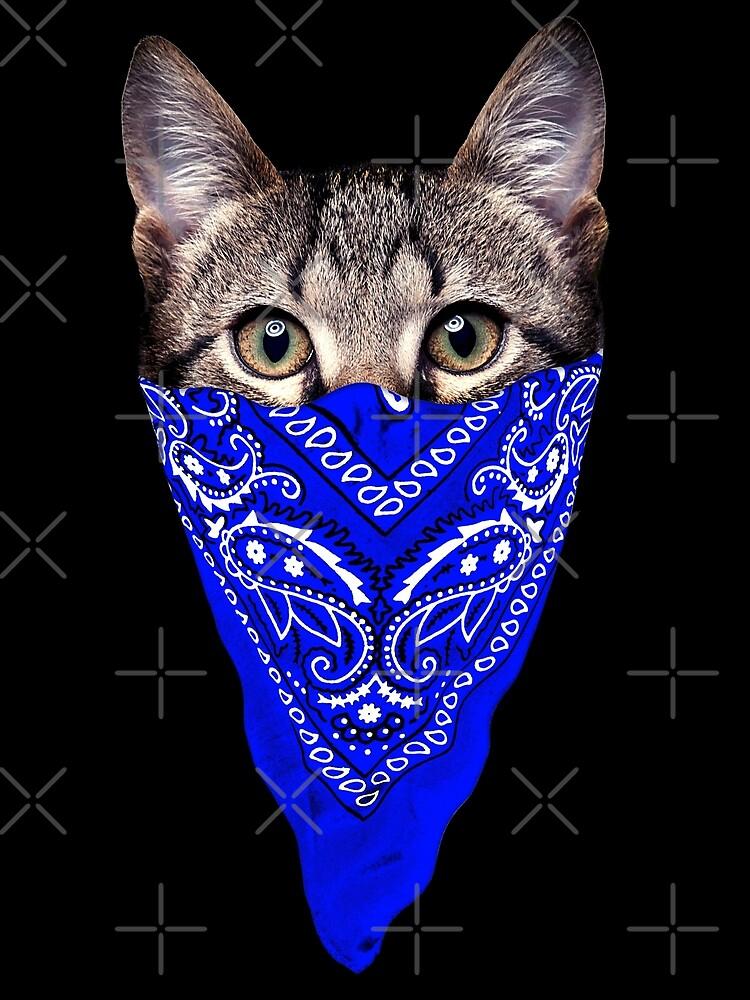 Gangster Cat V.II by clingcling