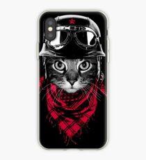 Adventurer Cat iPhone Case