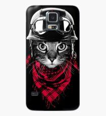 Adventurer Cat Case/Skin for Samsung Galaxy