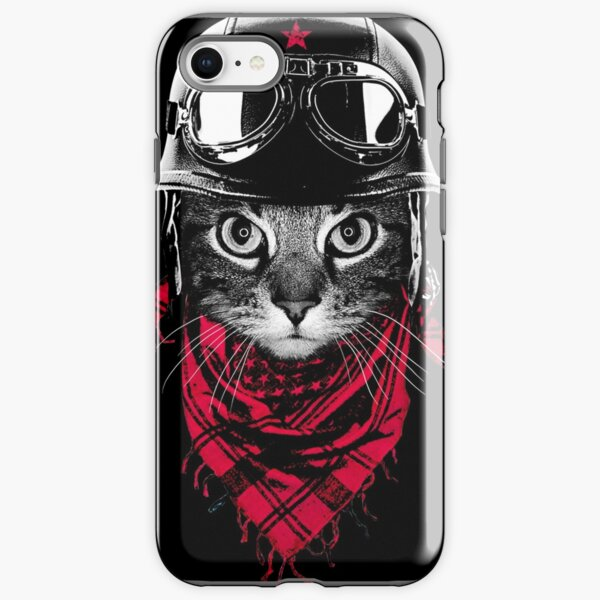 Adventurer Cat iPhone Tough Case