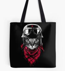 Adventurer Cat Tote Bag