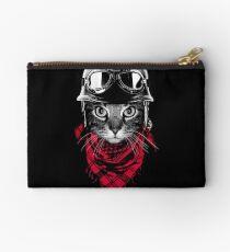 Adventurer Cat Studio Pouch