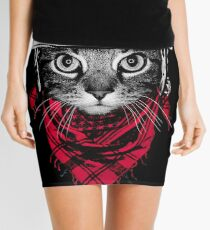 Adventurer Cat Mini Skirt