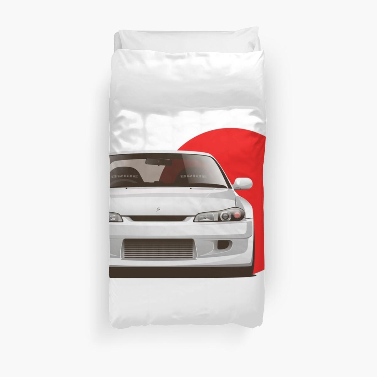 Nissan Silvia S15 von Denis Romanov