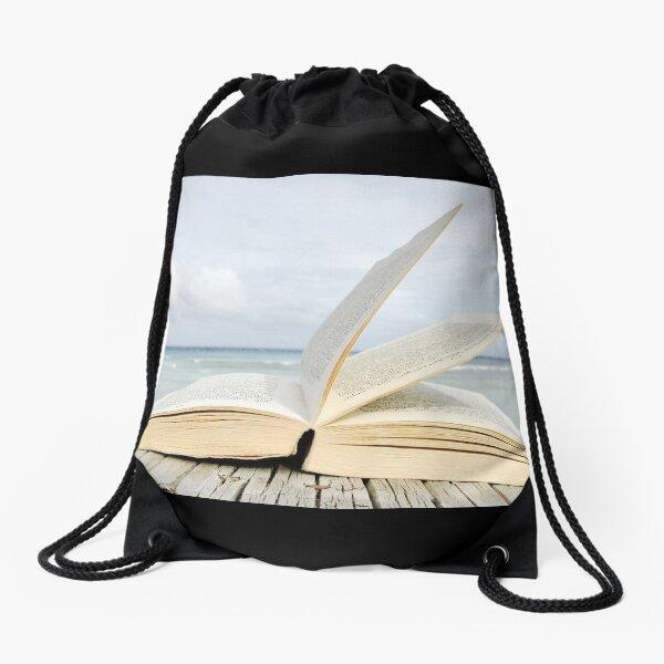 Cocos Relaxing Drawstring Bag