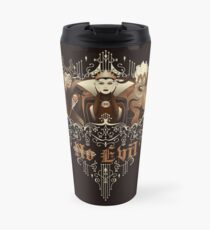 Three Wise Villains Travel Mug
