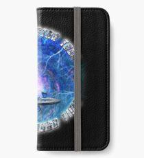Dr Who Star Trek Race Through Time 2 iPhone Wallet/Case/Skin
